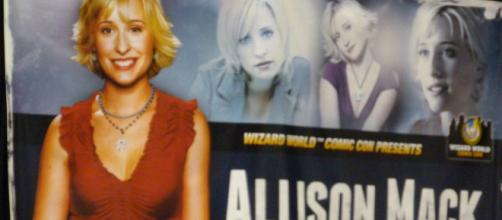 Allison Mack is facing charges of sex trafficking. = [Photo Credit: spablab / Flickr]