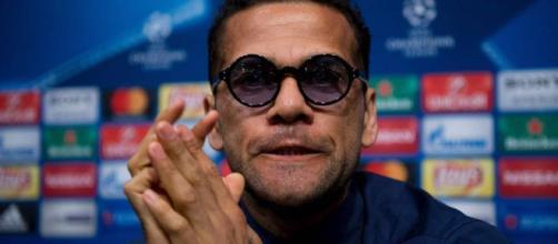 """Barcelona vs Juventus: Dani Alves: """"Me fui de aquí porque me ... - elpais.com"""