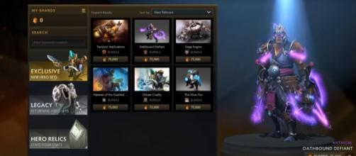 Dota2 Plus Exclusive Sets Preview via YouTube.com/channel/DotaStudio