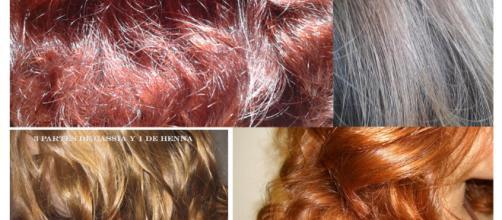 : El colorante natural para cabello más conocido y el más poderoso es la henna.