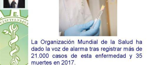 El sarampión se dispara en Europa: aumentan los casos un 400 - blogspot.com