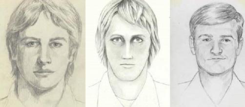 FBI Sketch of Night Stalker suspect (source FBI - Public Domain)