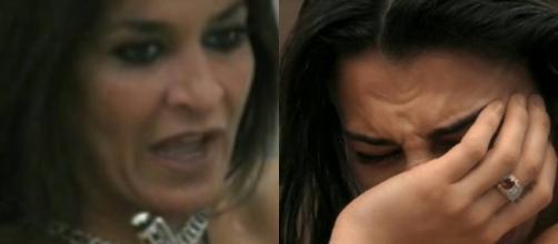 Grande Fratello 2018: Patrizia Bonetti in lacrime a causa di Aida