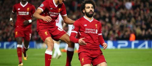 Liverpool de Salah está em alta