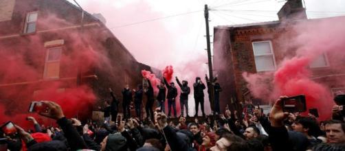 Liverpool, due tifosi romani arrestati per tentato omicidio