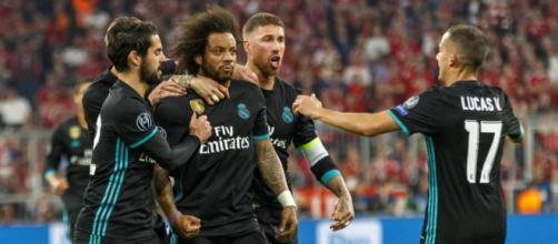 Marcelo marcó el empate que marcó el rumbo del partido. DiarioAs.com.