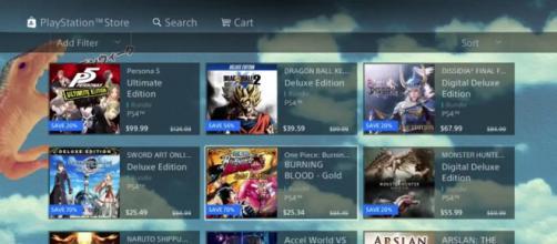 NA Playstation Golden Week Sale is live -- YouTube/MonkeyFlop
