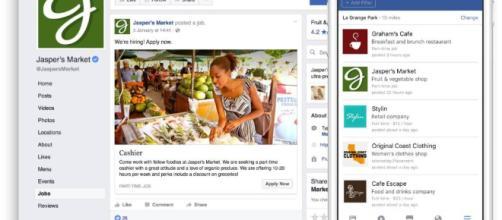 Redes Sociales: Facebook ya te deja buscar empleo como LinkedIn (y ... - elconfidencial.com