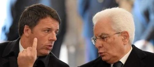 Renzi sale al Quirinale dopo Mille giorni da premier, Mattarella ... - today.it