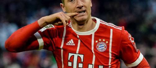 Robert Lewandowski es seguido por grandes clubes