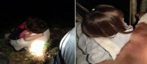 Sono state ritrovate le gemelline che si erano perse in provincia di Udine. Nel bosco di notte le ha vegliate il loro cane pitbull.