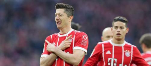 Une guerre entre le Real et le PSG pour Lewandowski ?