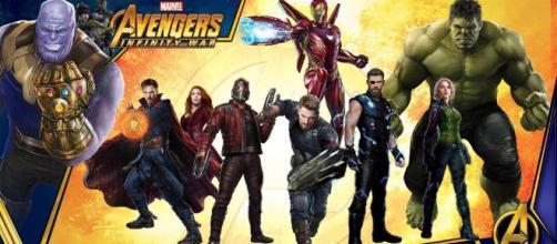 Vengadores: Infinity War se lanzará en todos los cines en abril.