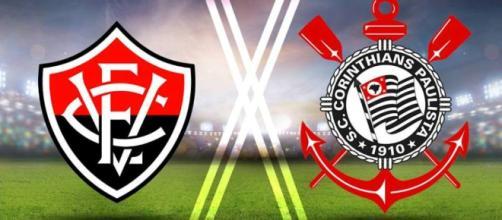 Vitória x Corinthians ao vivo pela Copa do Brasil