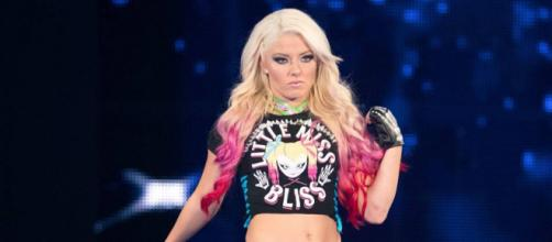 WWE's Alexa Bliss on WWE 2K18, being on the flagship show | WWE ... - sportingnews.com