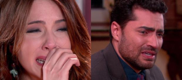 Cecília decidirá se divorciar de Gustavo em Carinha de Anjo
