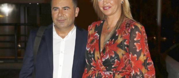 Jorge Javier hablar sobre Belén Esteban.