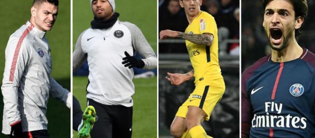 La Juventus se enfrenta al PSG por un jugador