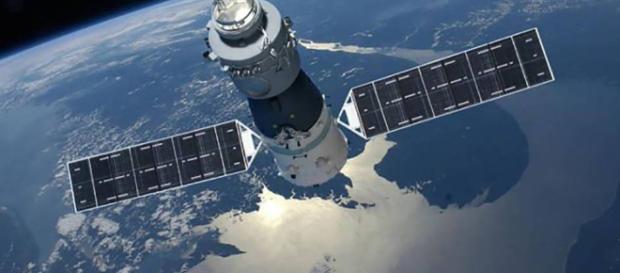 La estación espacial china 'Tiangong-1' caerá sin control.