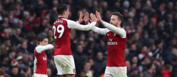 Premier League: FC Arsenal gewinnt gegen Tottenham Hotspur und ... - tz.de