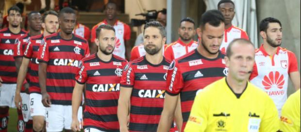Santa Fé x Flamengo ao vivo hoje