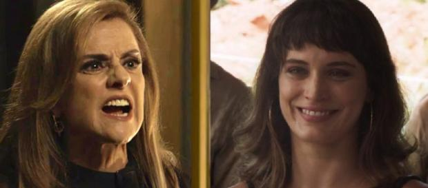 Sophia e Clara em 'O Outro Lado do Paraíso'