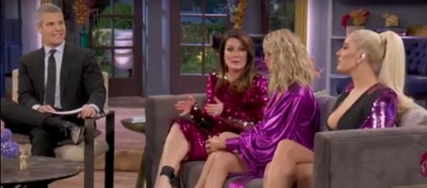 'The Real Housewives of Beverly Hills' season 8 reunion, part two (Photo credit: YouTube screenshot/Bravo)