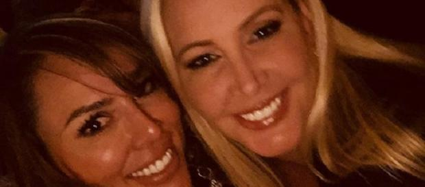 'The Real Housewives of Orange County' stars Kelly Dodd and Shannon Beador (Photo credit: Kelly Dodd/Instagram).