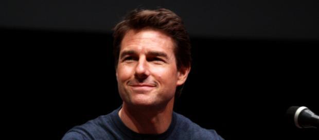 Tom Cruise skips daughter Suri Cruise's birthday...again. [Image Credit: Gage Skidmore/Flickr]