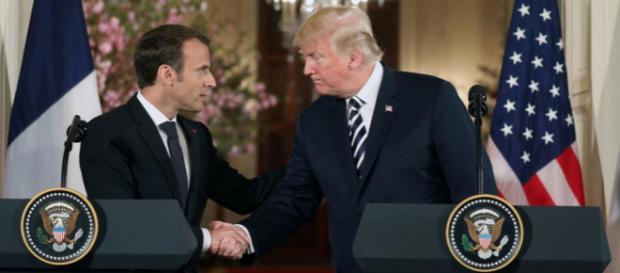 Trump et Macron : L'entente parfaite ?