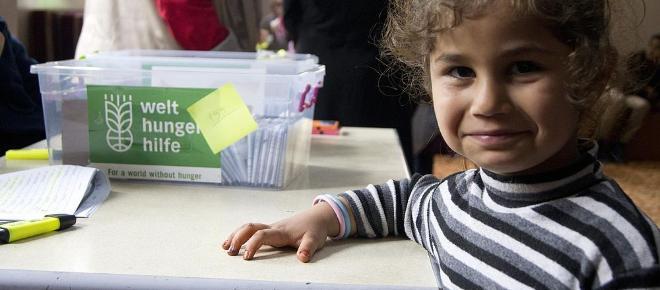 Hilfe für Syrien: Deutschland verspricht eine Milliarde Euro