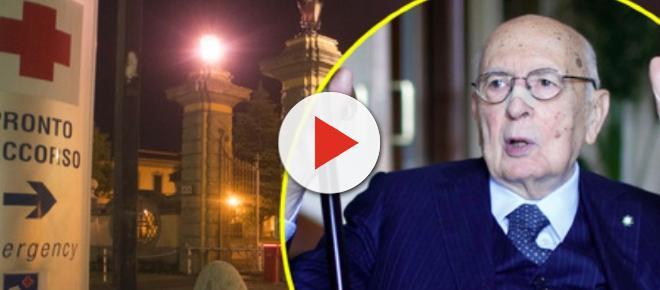 Napolitano operato d'urgenza, il primario: decisive le prossime 48 ore