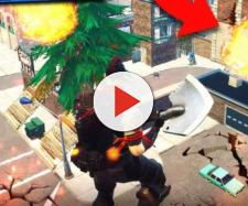 "Destructive meteor coming to ""Fortnite."""