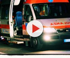 Sul luogo del tragico incidente è intervenuta un'ambulanza del 118.
