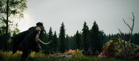 Beautiful graphics in a giant open world! [image source: Twitter/Rumbling Games]