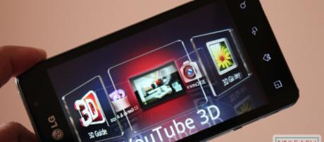 LG Optimus 3D (Image via flickr - Clinton Jeff)