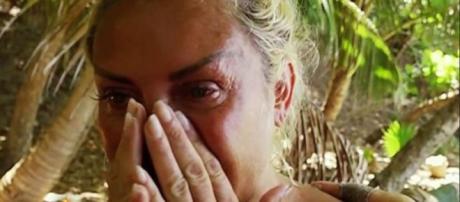 ¿Peligra la contunuidad de Raquel Mosquera en Supervivientes?