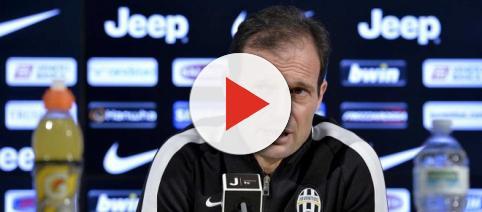 Inter-Juventus, segui il Live della conferenza stampa di Allegri in diretta