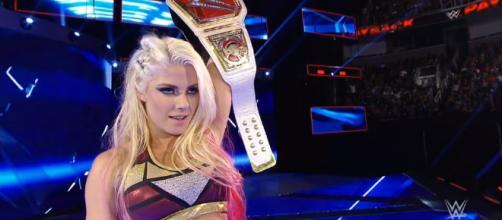 "Alexa Bliss: ""No sentía que estaba preparada para dejar NXT"" - blogspot.com"