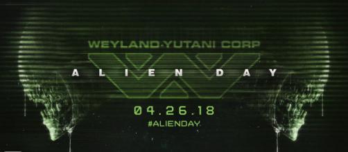 ALIEN DAY, sobrevive un día para vivir un año más > Universo Alien - universoalien.com