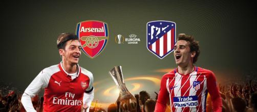 Arsenal x Atlético de Madrid ao vivo