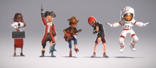 Así lucirán los nuevos avatares de Xbox One | Atomix - atomix.vg