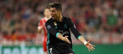 Cristiano Ronaldo não gostou do que viu em Munique