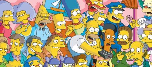 El insulto más famoso de internet que predijeron los Simpson