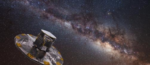 El satélite Gaia dibuja el primer gran mapa de la Vía Láctea   El ... - elimparcial.es
