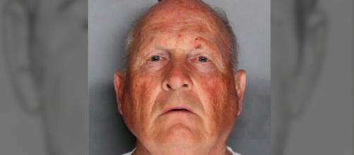 Joseph James Angelo arrested for being The Golden State Killer. [Image source: MercuryNews/YouTube]
