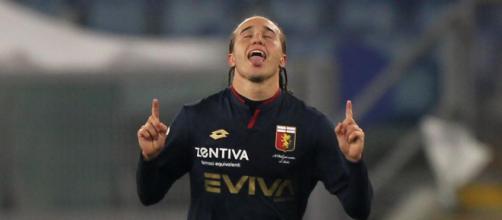 Laxalt: la Roma vuole il giocatore