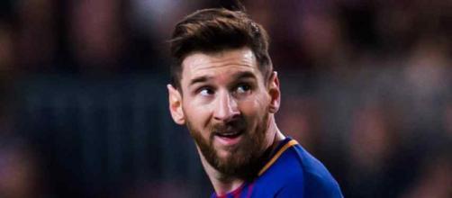 Leo Messi não está gostando do que está acontecendo nos bastidores