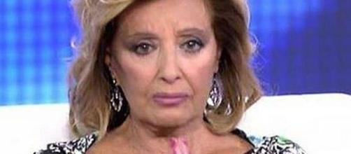 María Teresa preocupa y mucho a sus fans.