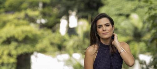 Natália Leite apresentadora do Supepoderosas na Band. Telepadi-Uol